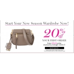 Very Exclusive: 20% off on your first order