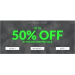 Van Mildert: Sale up to 50% off designer womenswear and menswear