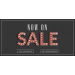 Van Mildert: Sale up to 90% off designer menswear and womenswear