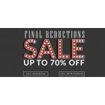 Van Mildert: Sale up to 70% off women's and men's fashion