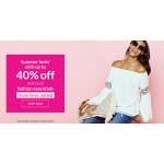 Very: Sale 40% off women, men and kids fashion