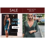 Vestry: Sale up to 50% off dresses and party dresses
