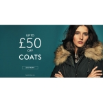 Studio 8: up to 50% off coats