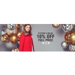 Evans: 10% off clothing