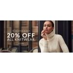 Wallis: 20% off all knitwear