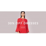 Wallis: up to 30% off dresses
