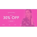 Wallis: up to 30% off women's clothing and shoes