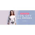 Wallis: 20% off all dresses