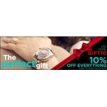 Watch Shop: 10% off watches