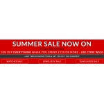 Watch Shop: plus na extra 10% off watches, jewellery and sunglasses