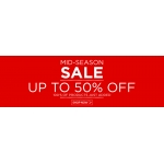 Watch Shop: Mid-Season Sale up to 50% off watches