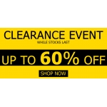 Warehouse Aquatics: Sale up to 60% off watches