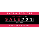 Jane Norman : Sale up to 70%  off clothing