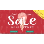 Weird Fish: End of Summer Sale up to 70% off casual clothing for men, women and kids