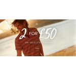 Weird Fish: 2 for £50 on selected polos