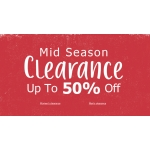 Weird Fish: Sale up to 50% off clothing, shoes and accessories