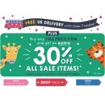 Frugi: 30% off organic baby clothes