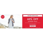 Woolovers: Sale up to 60% off ladies fashion