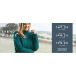Woolovers: up to £20 off cashmere, wool and cotton clothing