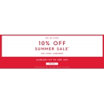 Woolovers: extra 10% off summer sale products