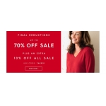 Woolovers: Sale up to 70% off cashmere, wool and cotton knitwear, jumpers, cardigans and sweaters
