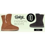 Wynsors: Henleys fashion boots for only £10