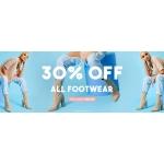 Pretty Little Thing: 30% off all footwear