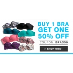 Leonisa: 50% off on second bra