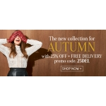 La Redoute: 25% off the new autumn collection