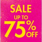 La Senza: sale up to 75% off