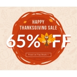 Rosegal: Thanksgiving Sale up to 65% off