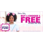 Claire's: Buy 1 get one free