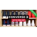 MandM Direct: up to 70% off Converse trainers