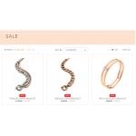 Folli Follie: Sale up to 50% off jewellery