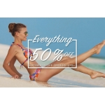 Kiniki: up to 50% off women's and men's swimwear