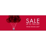 Swarovski: Sale up to 70% off