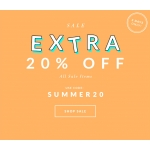 alexandalexa: Extra 20% off for all Sale