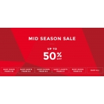 Burton: Mid Season Sale up to 50% off