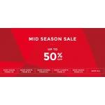 Burton: Mid Season Sale up to 50% off