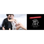 Lily Silk: 30% off silk nightwear