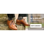 Robinson's shoes: up to 50% off womens and mens shoes