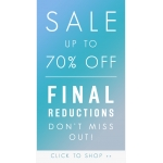 Pink Boutique: Sale up to 70% off clothing, footwear, accessories