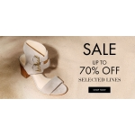 Nine West: sale up to 70% off