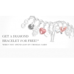 Argento: get a diamond bracelet for free