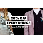 Black Friday Asos: 20% off verything