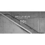 Bellfield: Sale 50% off everything