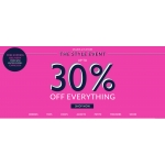 Wallis: up to 30% off everything