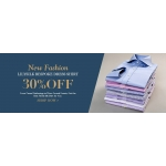 Lilysilk: 30% off bespoke dress shirts
