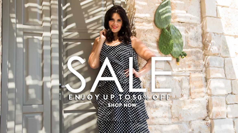 Yoek: Sale up to 50% off plus size clothing